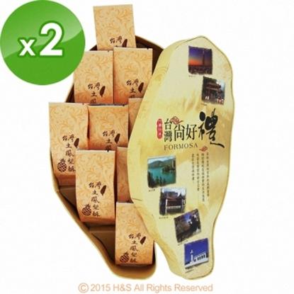 圖片 《台灣寶島》土鳳梨酥禮盒(9入)2盒