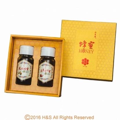 圖片 【瀚軒】極品蜂蜜禮盒(龍眼/玉荷包各700G)