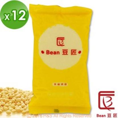 圖片 【Bean豆匠】幸福微甜豆漿12袋(500g/袋)