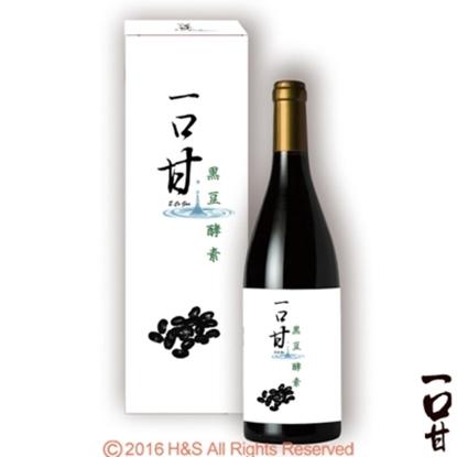 圖片 【一口甘】黑豆酵素(750克/瓶)