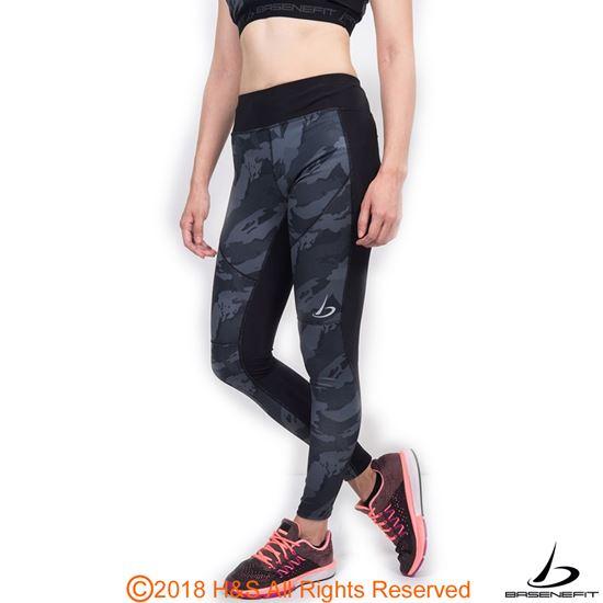 圖片 ◤BASENEFIT◢ 女子強力型迷彩緊身褲