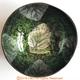 【璞木POMO】手作椰殼置物漆器葉拓系列(綠)