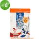 【蝦兵蟹將】海鮮XO醬風味魚柳條6包(120克/包)