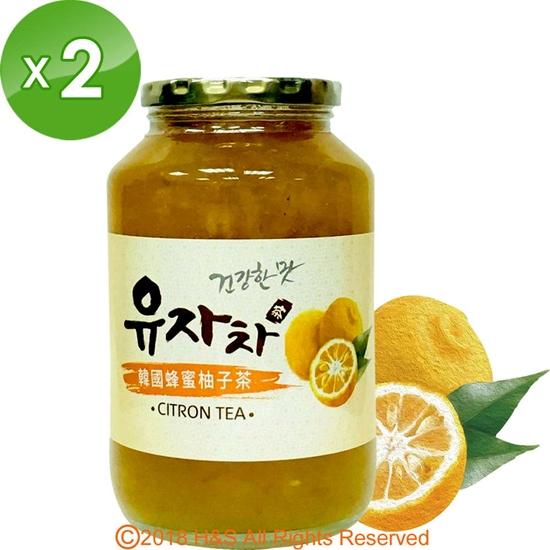 柚子茶 柚子醬