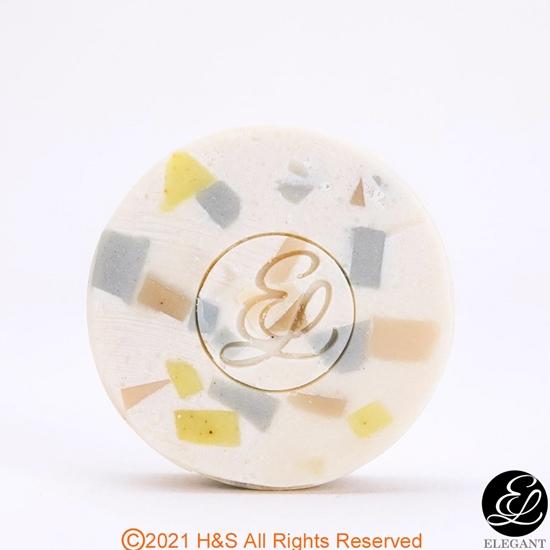 圖片 【逸佳ELEGANT】極緻晶萃白肌洗顏美容皂中皂(中性)(90g)