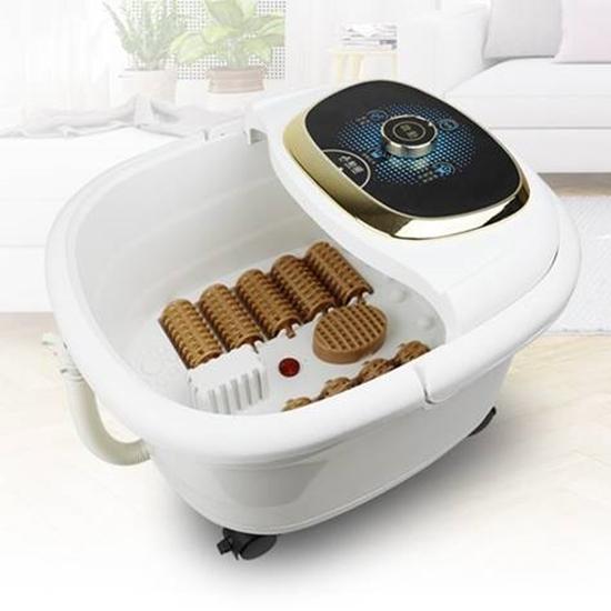 圖片 【勳風】加熱式氣泡按摩足浴機/泡腳機HF-G595H