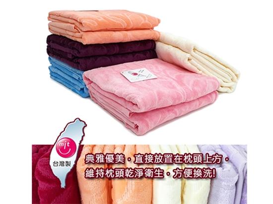 枕巾 透氣