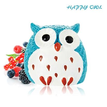 圖片 HAPPYOWL快樂貓頭鷹護唇膏-幸福莓果1.5G