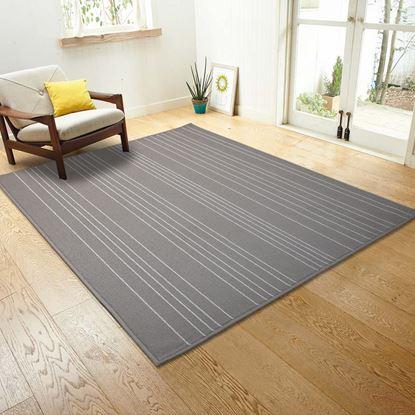 圖片 【買大送小】簡約風格短毛地毯(120X180CM)