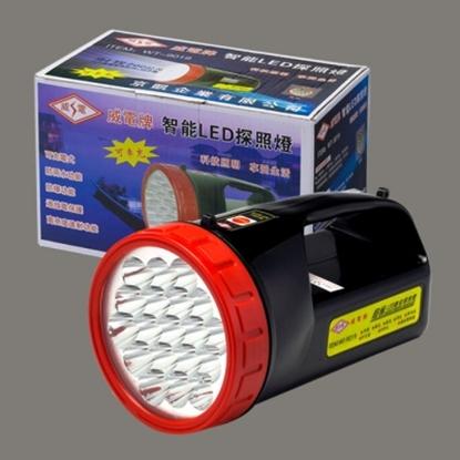 圖片 【威電WEITIEN】19 LED數位強力探照燈