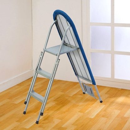 圖片 【富麗美】二合一工作梯/燙衣板(TKS-6D)