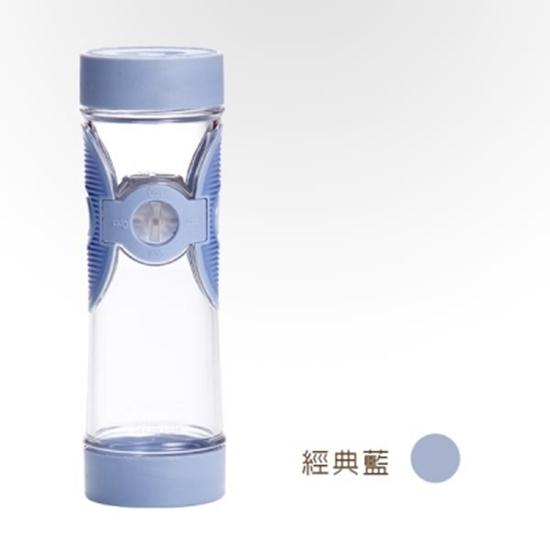 圖片 【衛元堂】茶水分離蝴蝶杯 經典藍 (單支/入)
