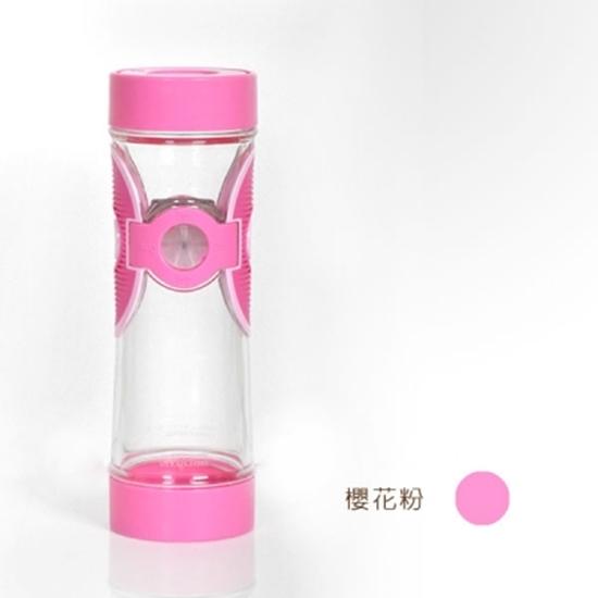 圖片 【衛元堂】茶水分離蝴蝶杯 櫻花粉 (單支/入)