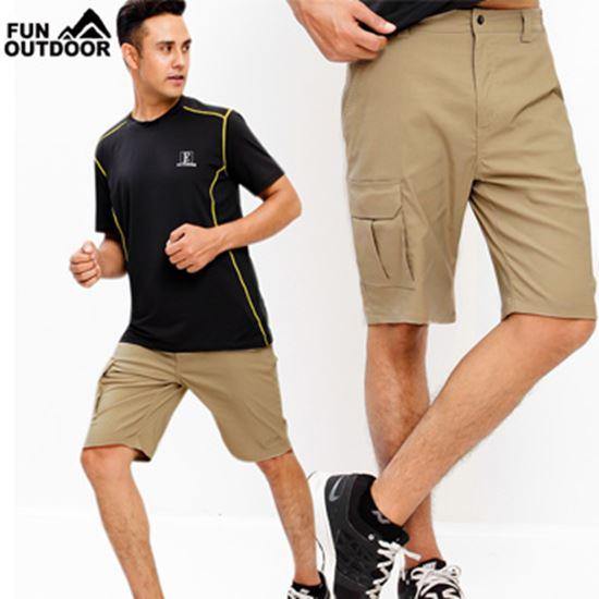 彈性 短褲