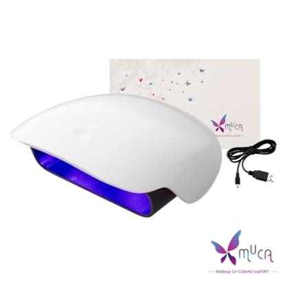 圖片 Muca沐卡 LED光撩美甲燈-純淨白