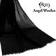 Angel Woolen 柔暖羔羊毛披肩 圍巾(共五色)
