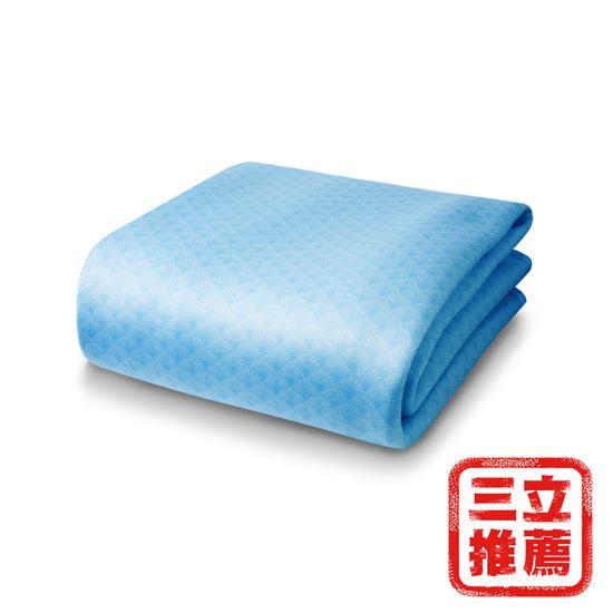 圖片 YAMAKAWA 4D透氣冰心涼感床包組-電