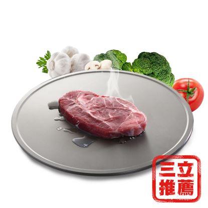 圖片 【AKWATEK】極速保鮮解凍盤/燒烤萬用盤(解凍板)-電