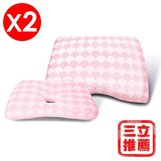 圖片 【YAMAKAWA】人體工學三次元快眠枕-電