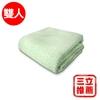 圖片 【YAMAKAWA】 冰心涼感床包(綠色)-電