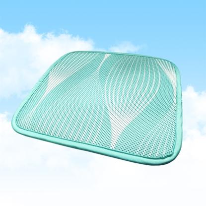 YAMAKAWA8D舒適透氣座墊/坐墊(1人座x1入)