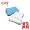 圖片 【炮仔聲】專利心機枕含銀離子枕套(1入組)-電