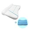 圖片 【炮仔聲】專利心機枕含銀離子枕套(2入組)-電