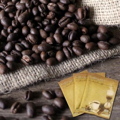 圖片 【Gustare caffe嘉士德】原豆研磨-濾掛式公豆咖啡5盒(5包/盒)