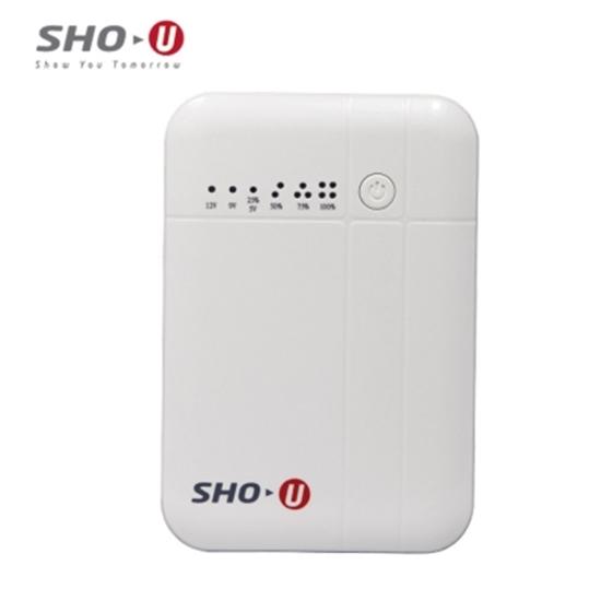 圖片 SHO-U育鴻 酷電行動電源12000mAh快充雙向QC2.0