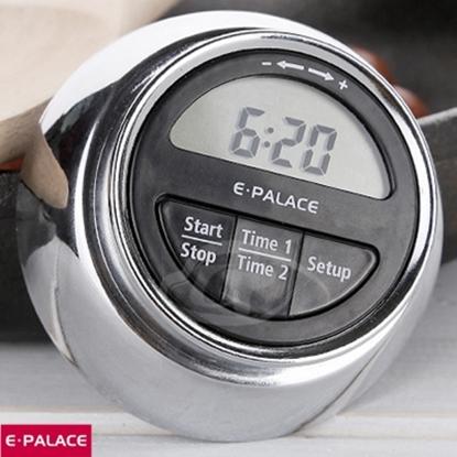 圖片 【E-PALACE依鉑雷司】衡時系列-雙層圓形計時 M54019