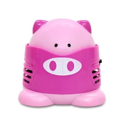 圖片 【LIBERTY】迷你桌上型吸塵器-粉紅豬