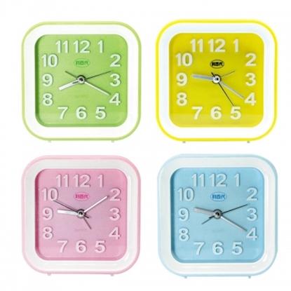 圖片 【LIBERTY】中型立體字粉彩鬧鐘