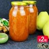 圖片 【風之果】老欉頂級黃金柚肉手工柚子醬柚子茶-2入