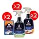 英國潔 Astonish 全方位速效去污清潔6件組(去污霸、去油、除黴)-電