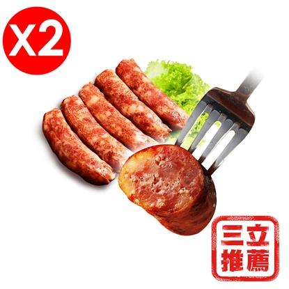【鮮進】飛魚卵香腸組-電