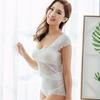 圖片 【NEONER BRATOP】短版法式鏤空蕾絲無鋼圈胸罩上衣三件優惠組