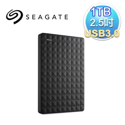 圖片 SEAGATE 希捷 新黑鑽 1TB 2.5吋 USB3.0 外接式硬碟