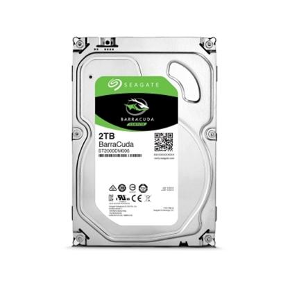 圖片 Seagate 希捷 BarraCuda 新梭魚 2TB 3.5吋 ST2000DM006 SATAⅢ/3/72R 桌上型硬碟