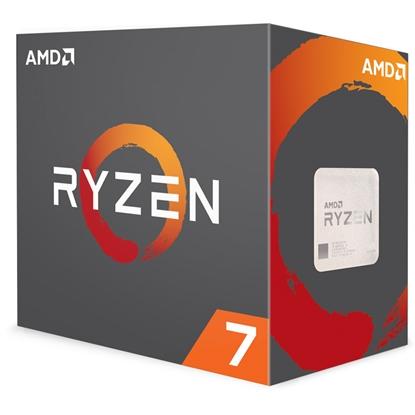 圖片 AMD 八核 Ryzen 7 2700X 盒裝 3.7GHz(Turbo 4.35GHz)/8C16T/快取20MB/105W/代理商三年保固