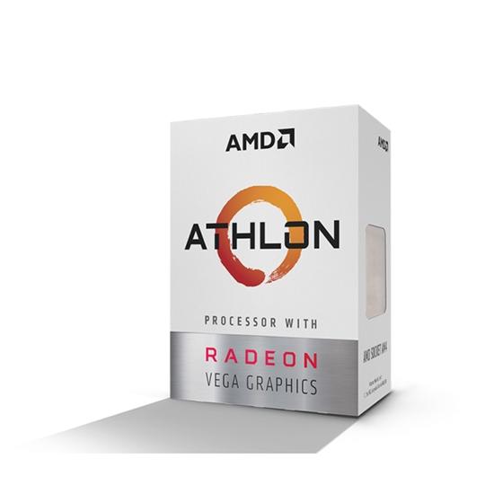 圖片 AMD Athlon 200GE (2核/3.2G/Vega 3內顯/原廠保固/盒裝) CPA 處理器