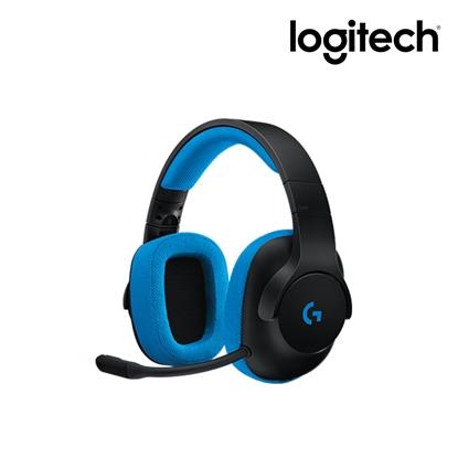 圖片 Logitech 羅技 G233 Prodigy 有線電競遊戲耳機/麥克風
