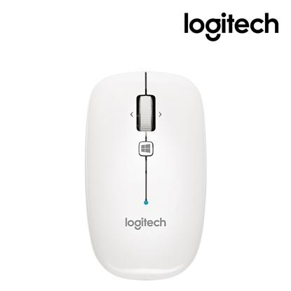 圖片 Logitech 羅技 M557 藍牙滑鼠 白色《免運》