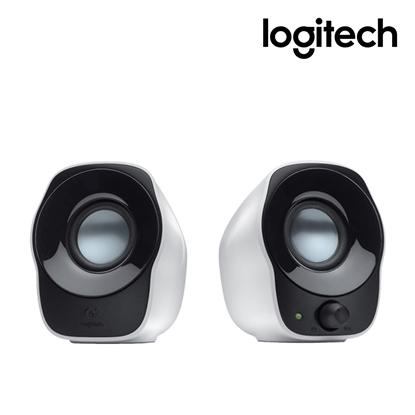 圖片 Logitech 羅技 Z120 USB 供電 精巧立體聲音箱 喇叭