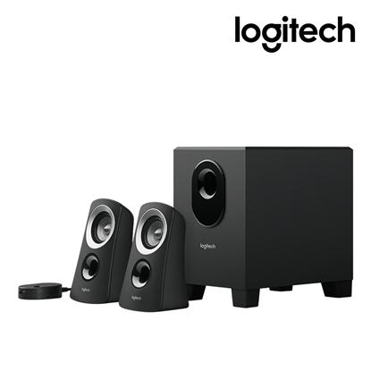 圖片 Logitech 羅技 Z313 音箱系統 (配備重低音音箱) 喇叭