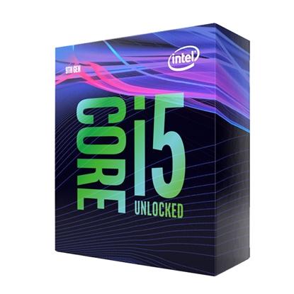 圖片 Intel 第9代 Core i5-9600K 盒裝 CPU 中央處理器