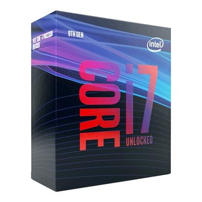圖片 Intel Core i7-9700K CPU 盒裝中央處理器