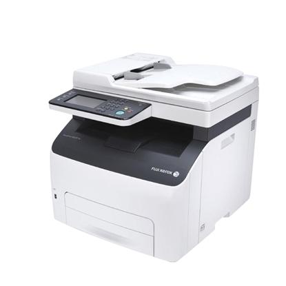 圖片 FujiXerox 富士全錄 DocuPrint CM225fw 彩色無線 S-LED 傳真事務機