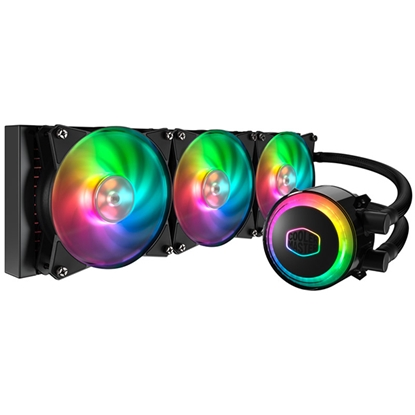 圖片 Cooler Master 酷馬 MasterLiquid ML360R RGB水冷散熱器 /2年保固(MLX-D36MA20PC-R1)