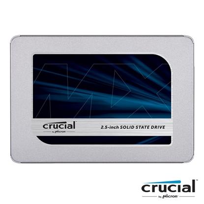 圖片 美光 Micron Crucial MX500 1T 1TB SATAⅢ 2.5吋 SSD 固態硬碟
