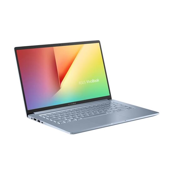 圖片 ASUS VivoBook S14 S403FA-0162S8265U 冰河藍 (i5-8265U/8G/PCIE 512G M.2 SSD/窄邊框/Win10/FHD)筆電